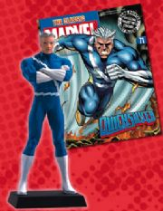 Classic Marvel Figurine Collection #071 Quicksilver Eaglemoss Publications
